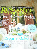 Featured in Romantic Country Magazine