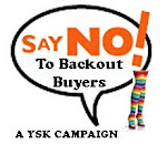 Don't be a backout buyer !!!!~