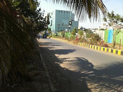 Pune India Kalyani Nagar Central Ave