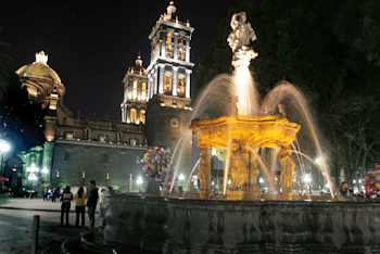 PUEBLA CIUDAD COLONIAL
