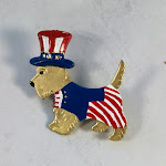 The Latest Gibscot Scottie Pin
