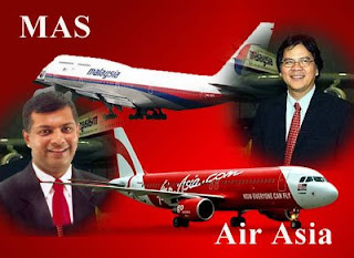 information management of air asia