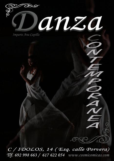 Danza Contemporánea-Ana Capilla