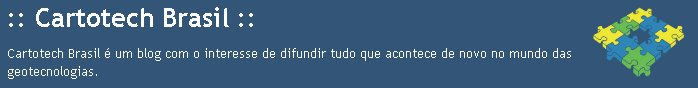 :: Cartotech Brasil ::