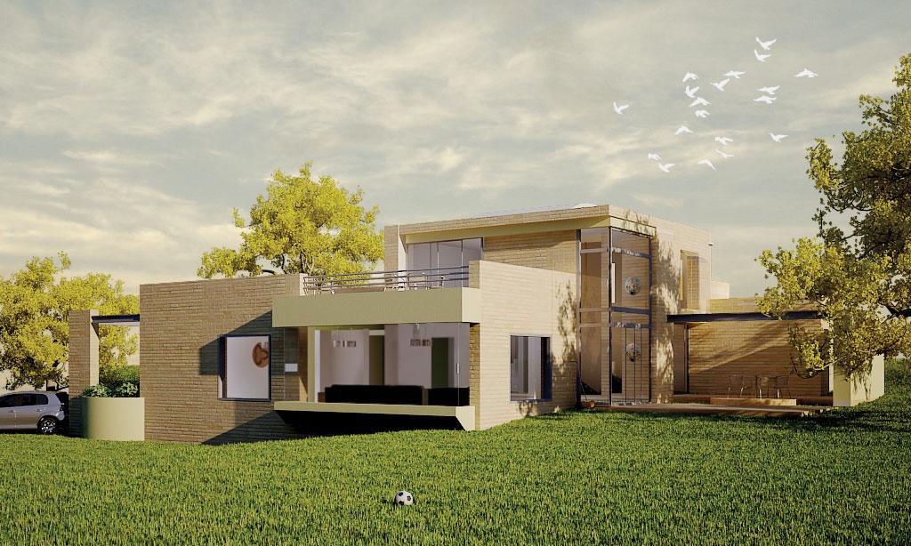 Arquitetando casas de campo - Casa de campos ...