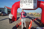 2006-First ultra marathon (in fact, first race over half marathon)