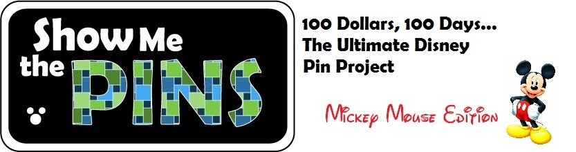 Show Me The Pins - The Ultimate Disney Pin Trading Project!