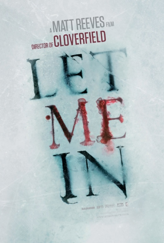 movie let me in teaser poster 6 7 10 kc I've learned a lot about different what is the fastest way to get pregnant ...