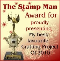 The Stamp Man Award 2010