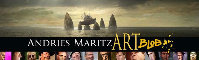 Andries Maritz Art Blob