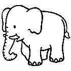 A emocionante história de Peter e o elefante