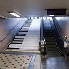 Transformando uma escada num piano