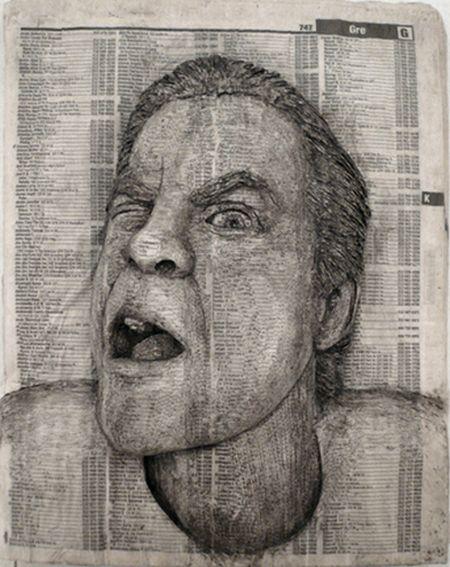 Arte em listas telefônicas