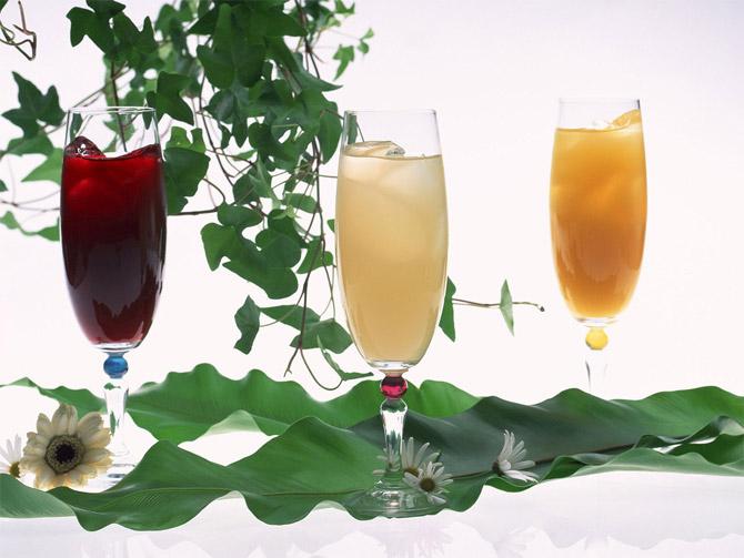 coquetéis e drinks