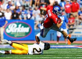 Kansas Jayhawks vs Southern Miss Golden Eagles live streaming NCAA College Football game on 17 Sept - Rokon Sharma's blog