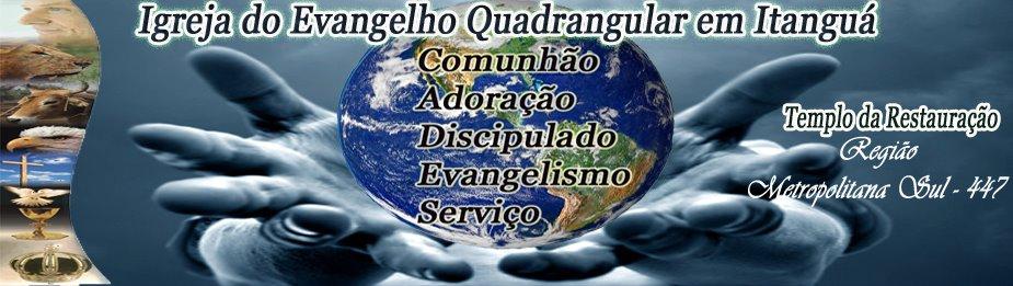 IEQ em Itanguá Uma Igreja Saudável