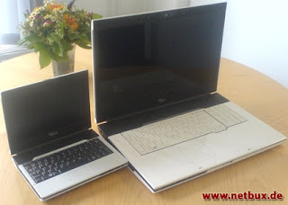 netbook vs notebook