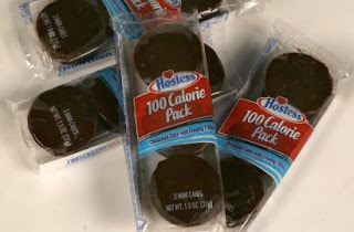 Calories In Hostess Cupcake