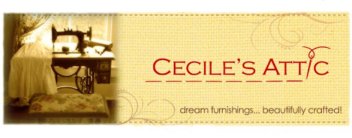Cecile's Attic - decor sewing and more