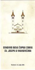Gradimo novu crkvu