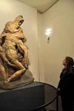 La Pieta, Michelangelo