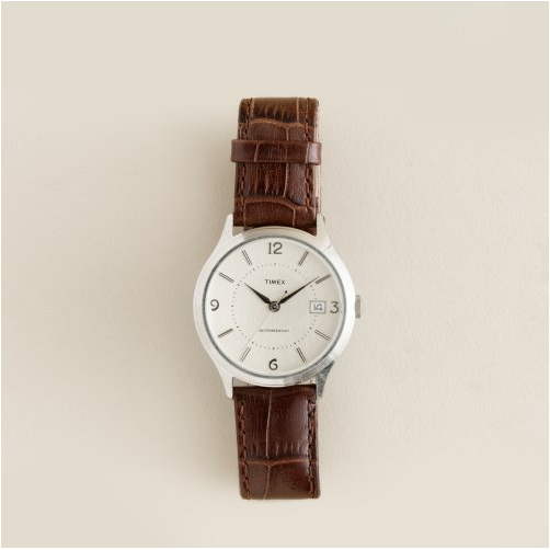 Timex 1600, JCrew Watch