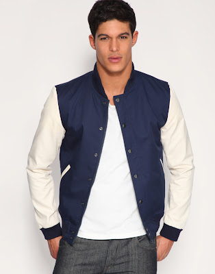 ASOS college jacket