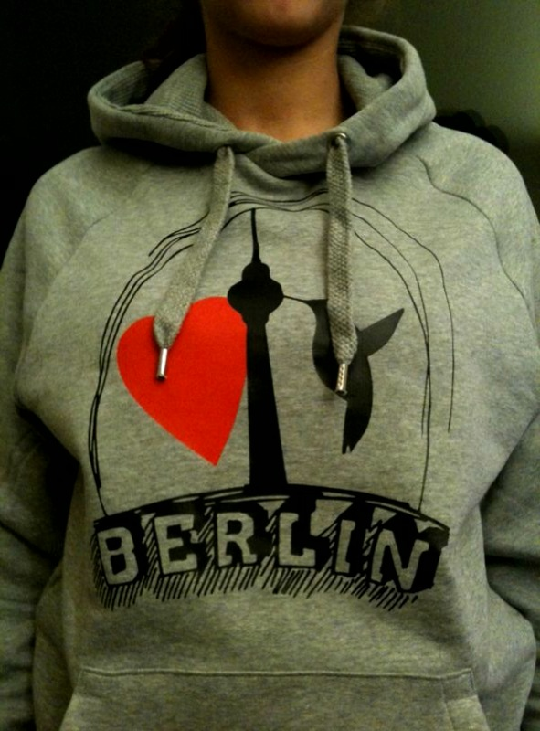 Trendzeta, Berlin, Fernsehturm, Pullover