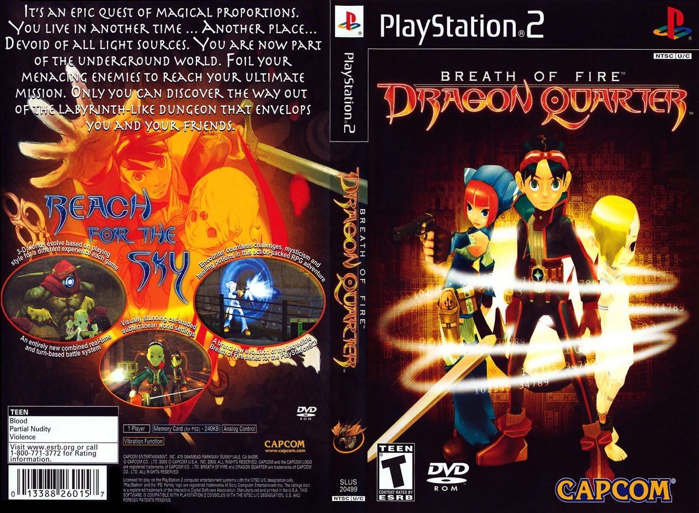 breath of fire 5 dragon quarter download firefox