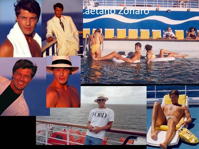 PONTO FASHION TV - Apresentador Caetano Zonaro