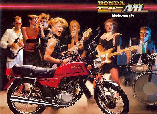 Destaque - Melhor Campanha Publicidade/ 83 -Campanha da Honda  - GANG 90 com Caetano Zonaro