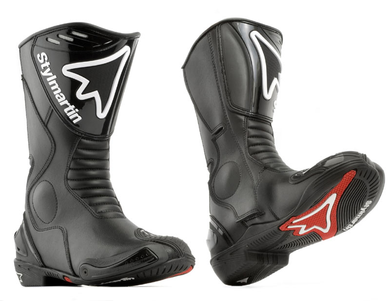 Cafe Racer Motorcycle Boots Uk