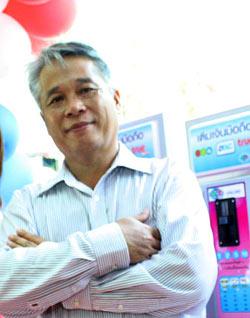 นายสามารถ สร้างบัณฑิตสกุล ประธานกรรมการบริหาร บริษัท เอดีทีออนไลน์ไทยแลนด์ จำกัด