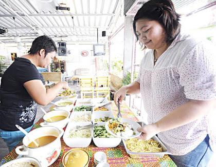 'ขนมจีนบุฟเฟ่ต์' กินง่าย ขายคล่อง กับเมนูที่หลากหลาย, รักอาชีพ, อาชีพเสริม, รายได้เสริม