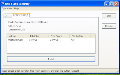 Protect your Hard disk & USB flash drive data 3