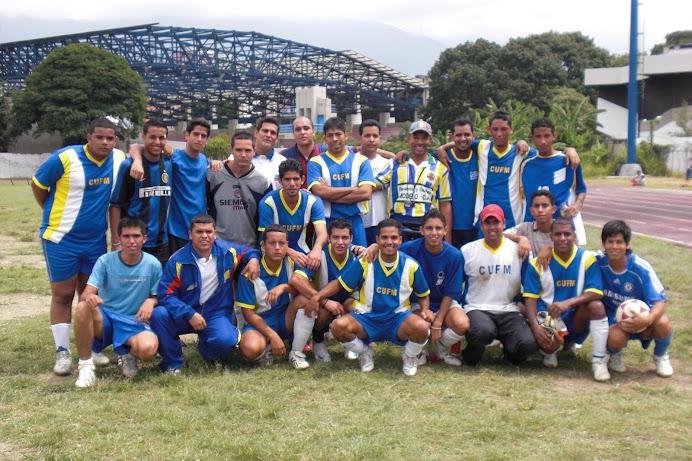 Equipo de Futbol del CUFM