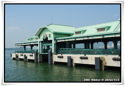 迪士尼碼頭(Disneyland Resort Pier)