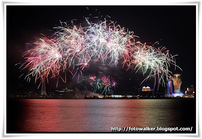 澳門國際煙花比賽-匍國(Macau International Fireworks Display Contest-Portugal)