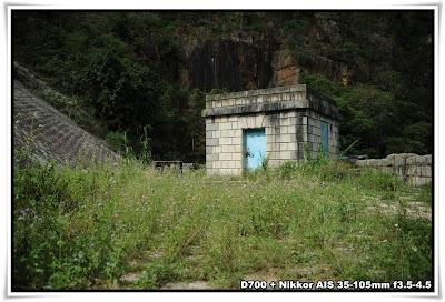 上城門水塘