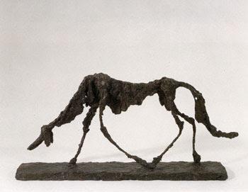 Alberto Giacometti Giacometti_hund_b