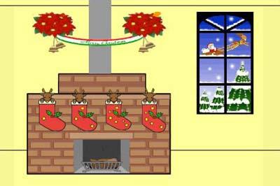 D 39 s room escape 2 christmas version 1001 juegos for Small room escape 12