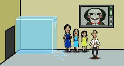 Obama y el juego de Pigsaw
