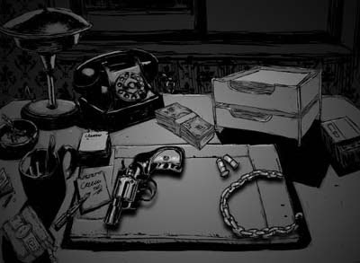The Scene of the Crime: Golden Doll