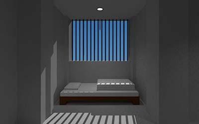 Escape from a Prison in the Sky