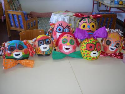 Mascaras com a técnica do balao P2111761