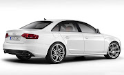 Audi A4 Wallpaper. Audi A4 Back Wallpaper