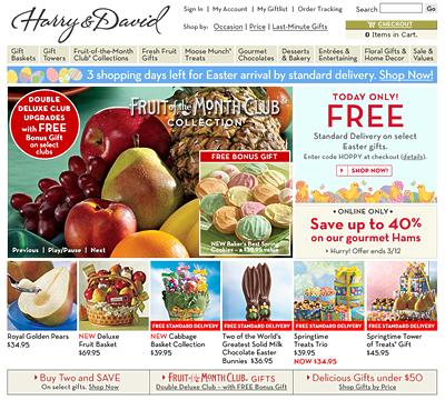 Harry david coupon code