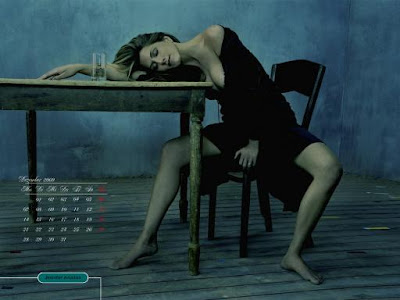 BREAKING NEWS: Jennifer Aniston releases 2009 calendar