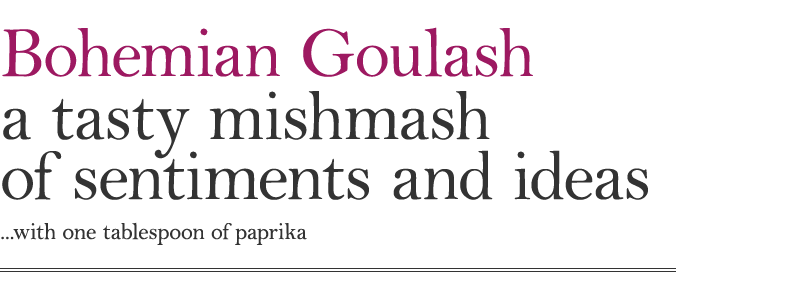 Bohemian Goulash