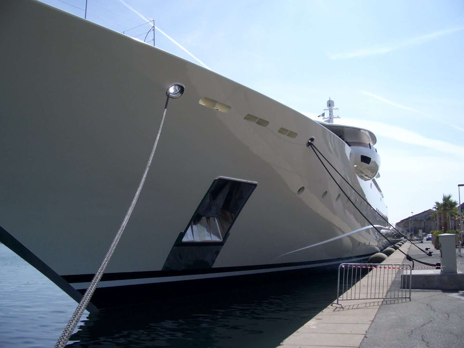 Superyachtfan Pelorus Lurssen 1150 Meter 2003